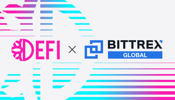 DeFiChain Announces Successful Hard Fork and New Listing on Bittrex Global Exchange