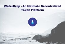 WaterDrop-An-Ultimate-Decentralized-Token-Platform