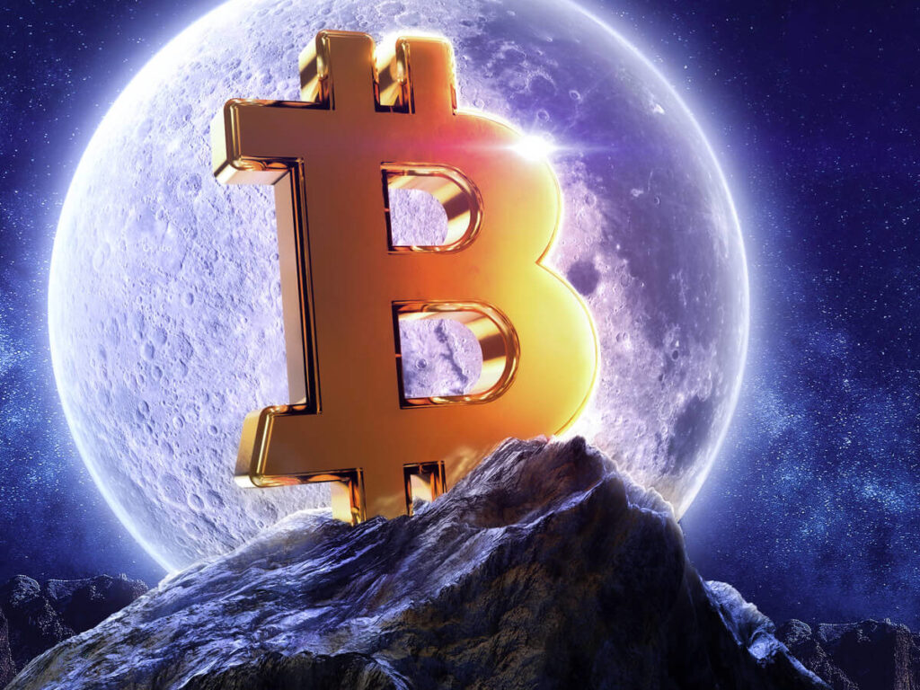 Bitcoin Hits $50K, also BTC Continues to Fly Towards $100K