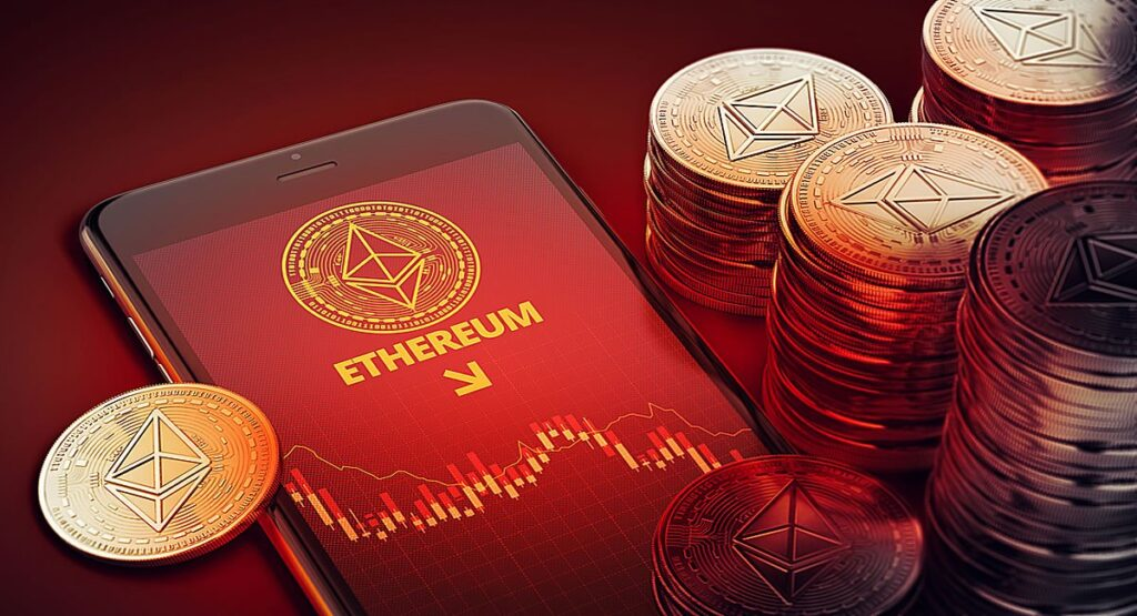 Ethereum Shows Descending Triangle Pattern. Will ETH Hit $2400 Soon?