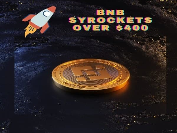 Binance Coin (BNB) Reached a New ATH of $400