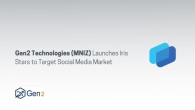 Gen2 Technologies (MNIZ) Launches Iris Stars to Target Social Media Market