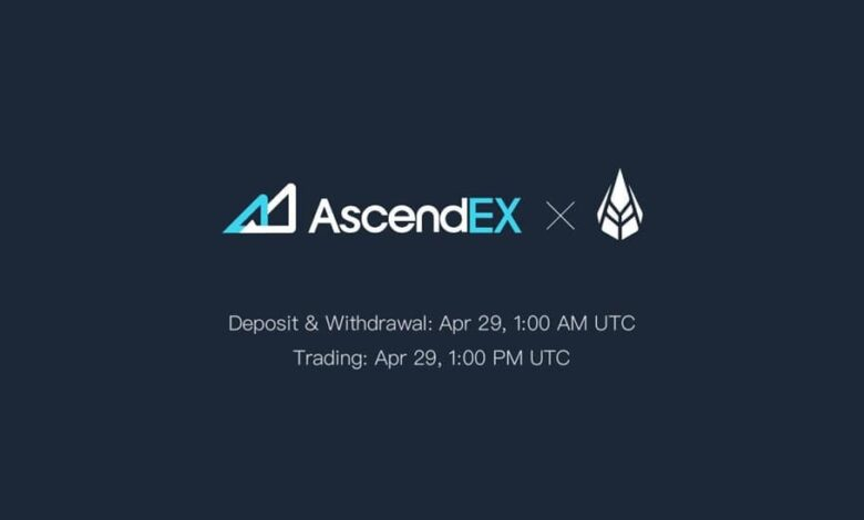 DefiDollar Listing On AscendEX