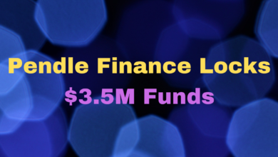 Pendle Finance Locks $3.5M Funds to Manage DeFi Yields
