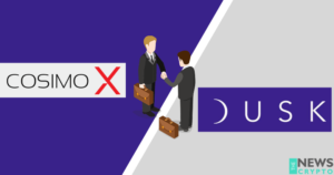 COSIMO X Partners With Privacy Blockchain Dusk Network