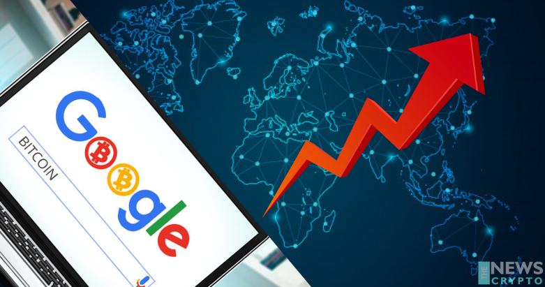 Crypto's Search Volume Reaches New ATH on Google Trends - TheNewsCrypto