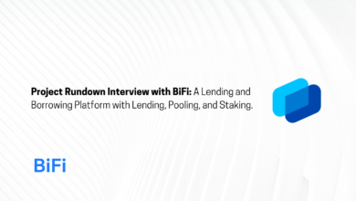 Project Rundown Interview with BiFi: A Lending and Borrowing Platform with Lending, Pooling, and Staking.