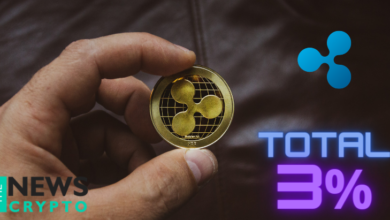 XRP Now Records for 3% Of the Total Crypto Market Cap