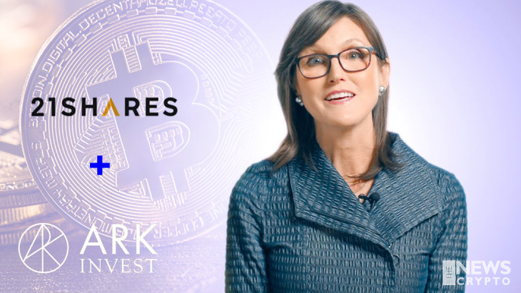 Ark Invest Files for ETF, Yet To Be Approved by SEC