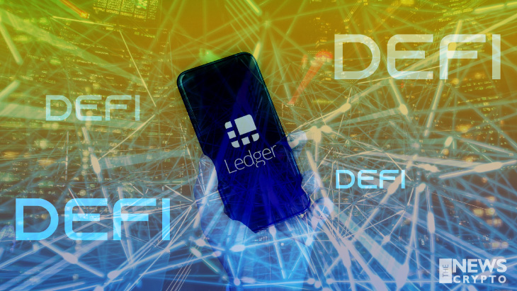 Cryptocurrency Firm Ledger Raises a $380 Million Series C Funding Round