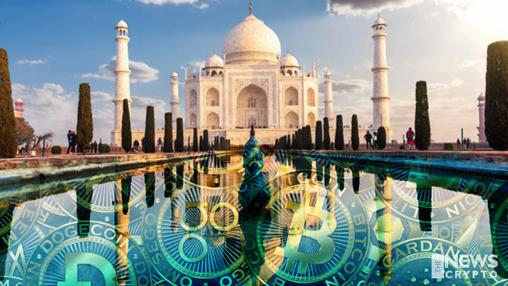 Indian Crypto Investment Raised Nearly 19,900% Over the Past Year