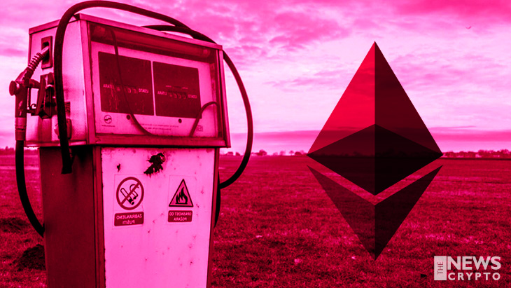 Ethereum (ETH) Gas Fees Drops Lowest, as Polygon (MATIC) Crowd Spikes