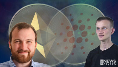 Ethereum and Cardano Co-Founders, Praises Each Other
