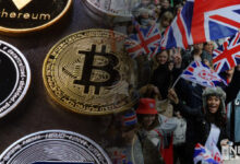 Britishers Are Investing More on Cryptocurrencies