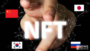 Non-Fungible Token (NFT) Trends in Korea, China, Russia, and Japan