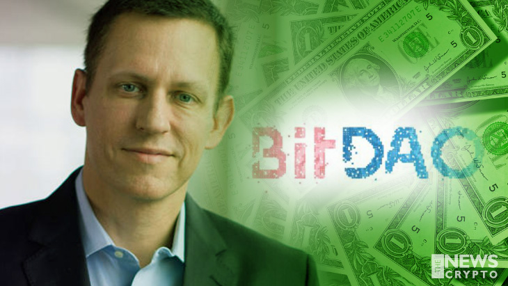 BitDao Raises a $230 Million Funding Round Led by Peter Thiel