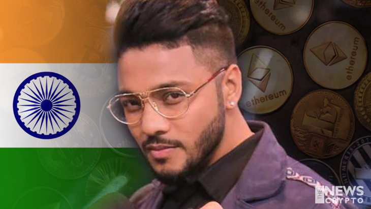 Rapper Raftaar Accepts Cryptocurrency for Performance Fee