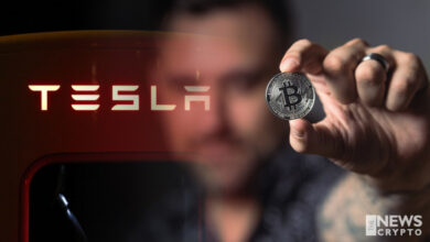 Tesla Again Continues With Bitcoin Transaction