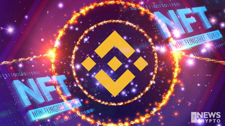 Binance Brings Its NFT Marketplace to Live