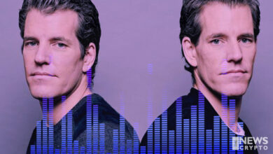 Winklevoss Twins Tyler and Cameron Started a Music Band.