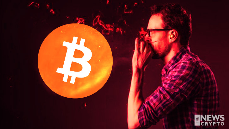 Bitcoins Active Addresses Plunges to Its Lowest Since April 2021