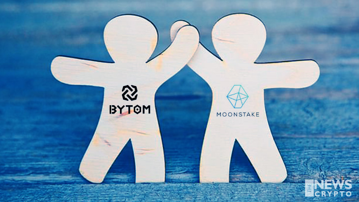 Moonstake Supports Bytom 2.0