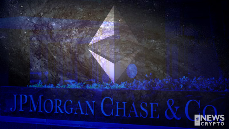 Jpmorgan Has Its Eyes on Eth 2.0 as an Investment Option