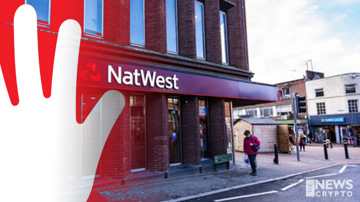 NatWest Imposes a Daily Limit on Cryptocurrency Trades