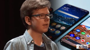 Bitcoin Millionaire Erik Finman Come Up With Freedom Phone
