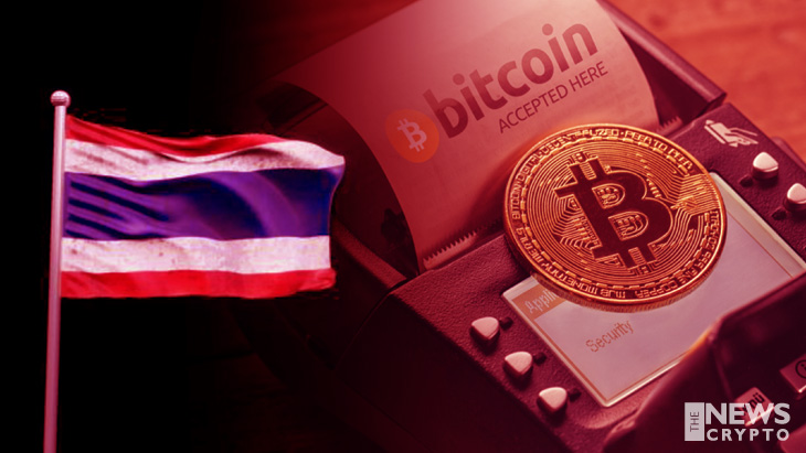 Thailand Warns and Restricts Means of Crypto Payments