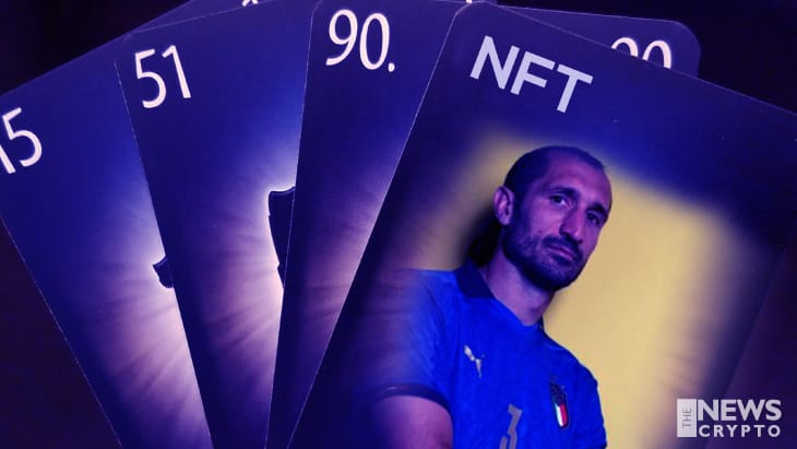 Chiellini Today Uncovered His NFT Assortment on Blockasset