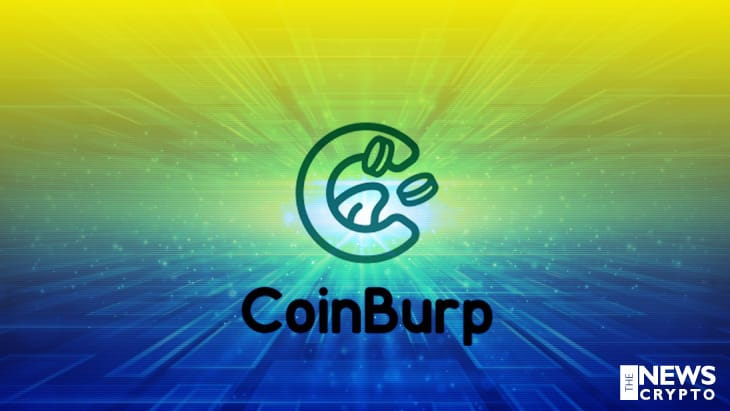 CoinBurp - Connecting the World of CeFi and DeFi Platform