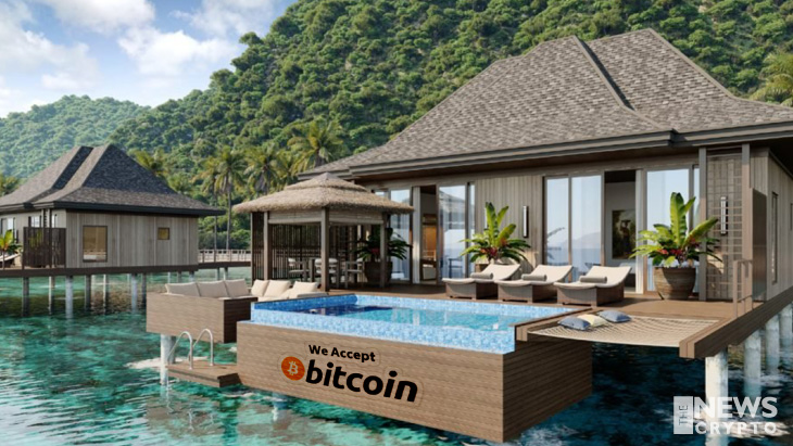 First International Boutique Hotel Group To Accept Cryptocurrency