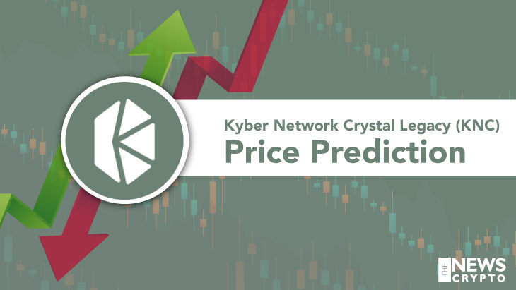Kyber Network Crystal Legacy Price Prediction 2021 - Will KNC Hit $5 Soon?