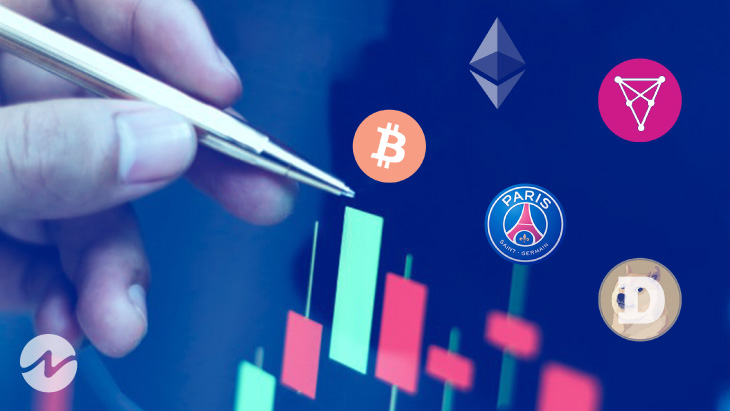 Top 5 Trending Crypto With High Volume in Last 24 Hours