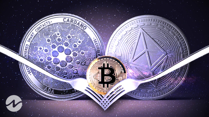 ETH, ADA Booms After Hard Fork. Will Taproot Make Bitcoin to Skyrocket?