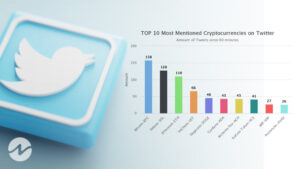 Top 10 Crypto Mentions Fire on Twitter Right Now