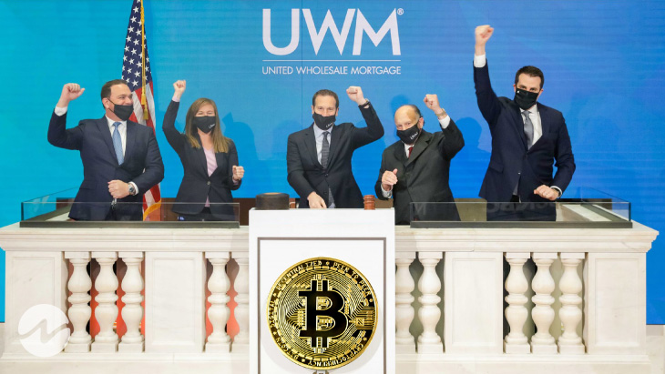 United Wholesale Mortgage Plans to Accept Bitcoin Payments