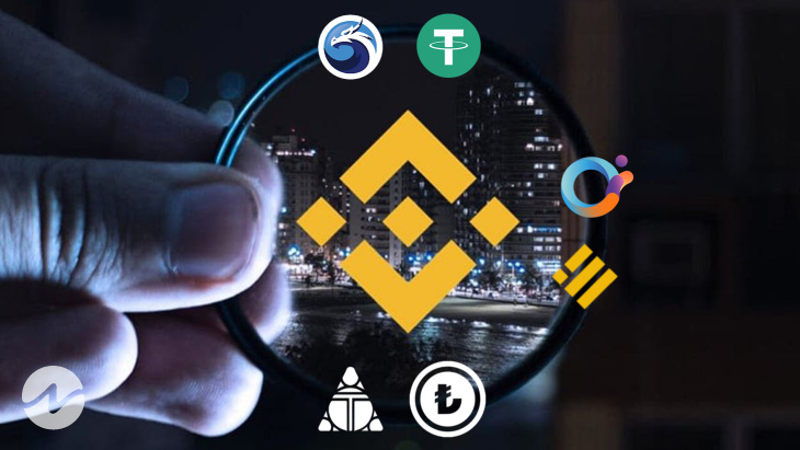 Binance Listed New ORN/BUSD, QUICK/USDT & TLM/TRY Trading Pairs