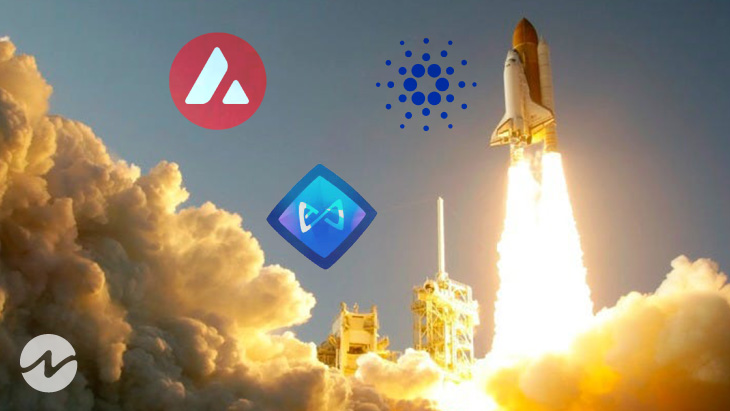 Top 3 Altcoins Surpassing 1300% In August 2021