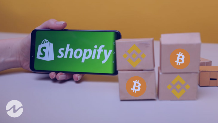 BTC Payments for Shopify Now Possible With Binance - TheNewsCrypto