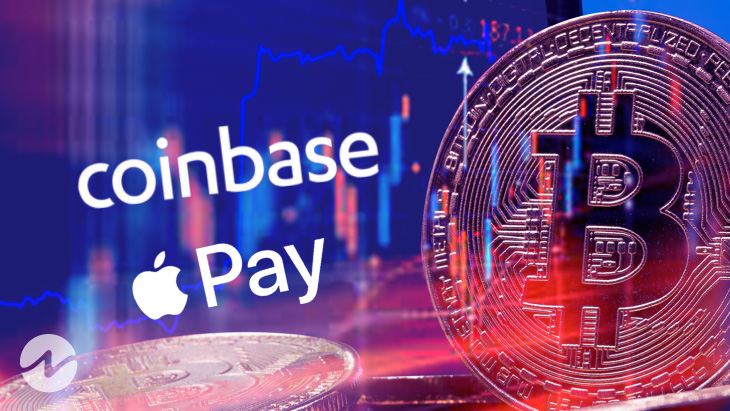 Coinbase Adds Apple Pay in Its Payment Options