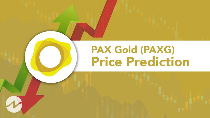PAX Gold Price Prediction 2021 - Will PAXG Hit $2099 Soon?