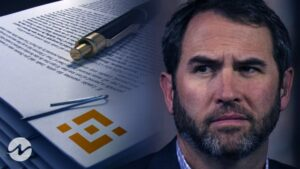 In Order To Obtain Binance Documents Brad Garlinghouse's Counsel File Request