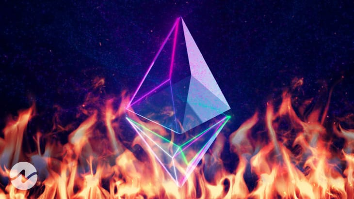 Since EIP-1559-Ethereum Has Burned $100 Million in Fees