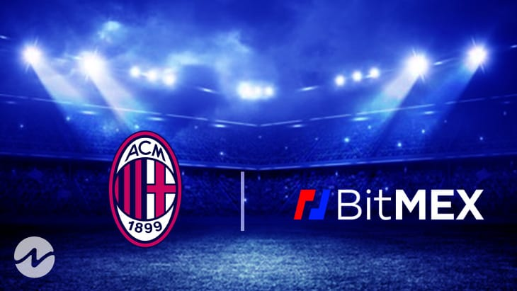 Deal With Crypto Exchange Bitmex and Soccer Giant AC Milan Signed