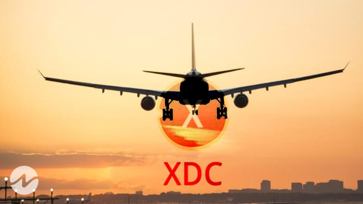 Fresh Partnerships and Exchange Listings-XinFin (XDC) hits a new ATH