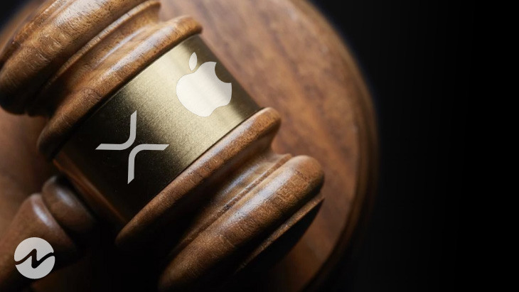 Apple Charged By XRP Holders For Looting Assets!