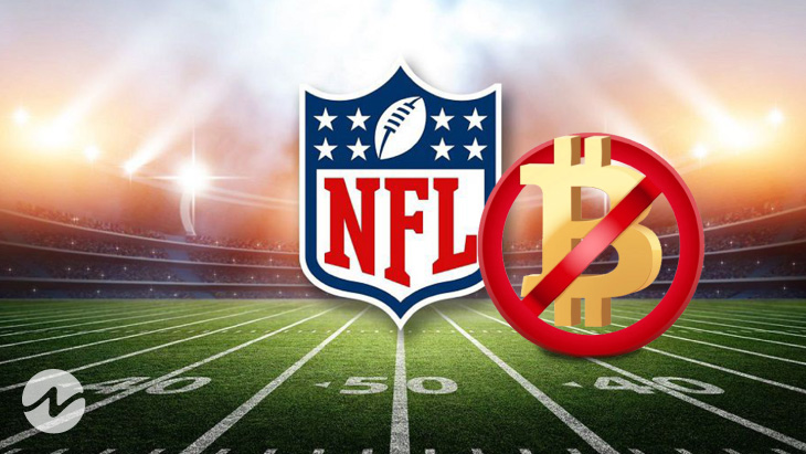 No Cryptos or NFTs for Teams Orders NFL!