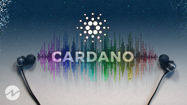 Cardano Network Launches New NFT Auction of Digital Music